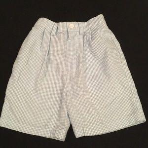 Kelly's Kids seersucker shorts